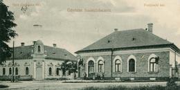 A Postpischl-ház az Üllői út és Garay utca sarkán (forrás: Tomory Lajos Múzeum)