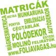 Matricagyár Póló-Dekor -  foliavagas.hu