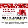 Shop.Csakneked.hu Sportwebáruház