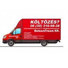 BalanszTransz Kft. - költöztetés