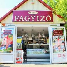 Balatoni Fagyizó - Halomi út