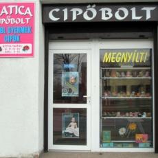 Katica Gyerekcipőbolt