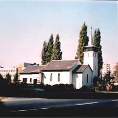 Szervét Mihály téri unitárius templom (Pestszentlőrinci Unitárius Egyházközség)