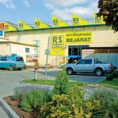 RS Bútoráruház - Sárkány Center, Gyömrői út