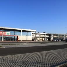 Spar Szupermarket - Sallai Center (Fotó: uzlethely.hu)