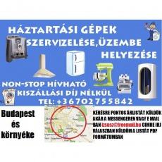 Szerviz-Elek - háztartásigép-javítás