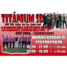 Titánium SD - Kondor Béla Közösségi Ház