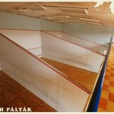 squash pálya