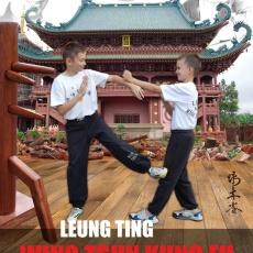 Leung Ting Wing Tsun Kung-fu gyerekeknek