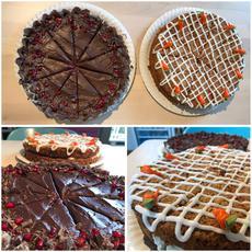 Glutén-, cukor-, laktózmentes sütemények