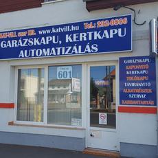 Kat-Vill Kaputechnika, Üllői út 601.