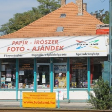Fotoland Írószer-Fotó-Ajándék