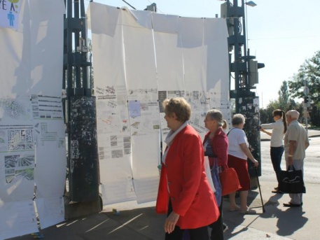 A Béke tér felújítási tervei készen vannak, jöhet a kivitelezés (fotó: ittlakunk.hu)