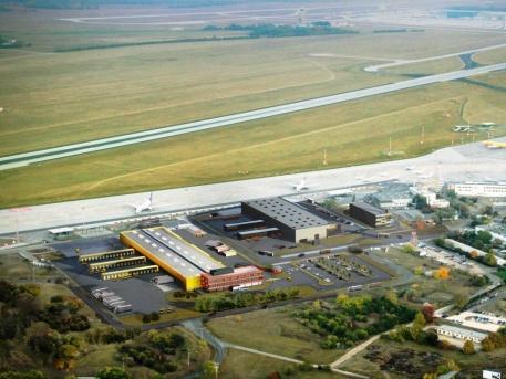 Ilyen lesz az új bázis (forrás: Budapest Airport)