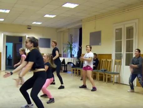 Street dance oktatás a Bókayban