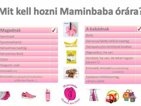 Macifül baba-mama klub - Maminbaba bemutató és Macifül játszóház