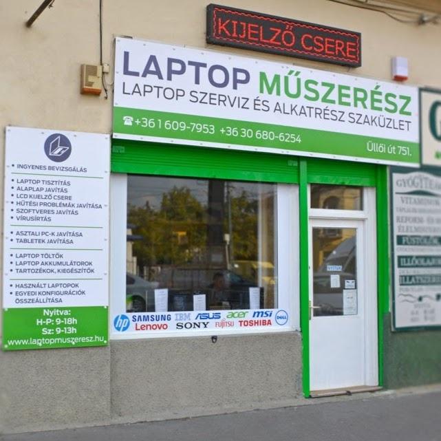ffd94daa127b XVIII. kerület - Pestszentlőrinc-Pestszentimre | Laptop Műszerész Kft.