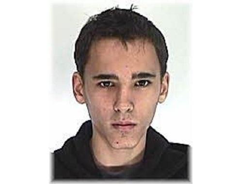 Erdei Henrik Csaba (forrás: police.hu)