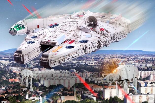Star Wars-kiállítás