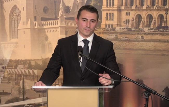 Borbély Lénárd is megszólalt az ügyben (forrás: budapest.hu)